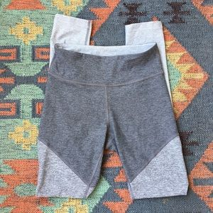 Outdoor Voices Gray 7/8 Springs Leggings Size XS